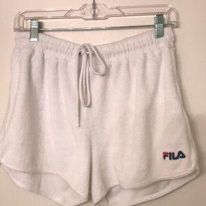 Super comfy Fila shorts size L